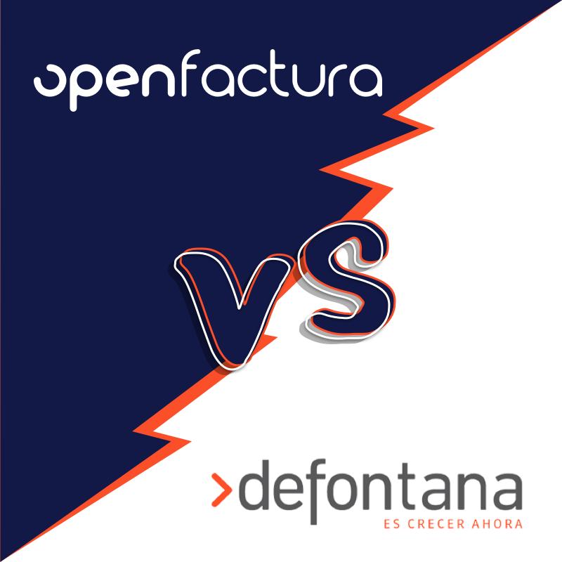DeFontana vs OpenFactura
