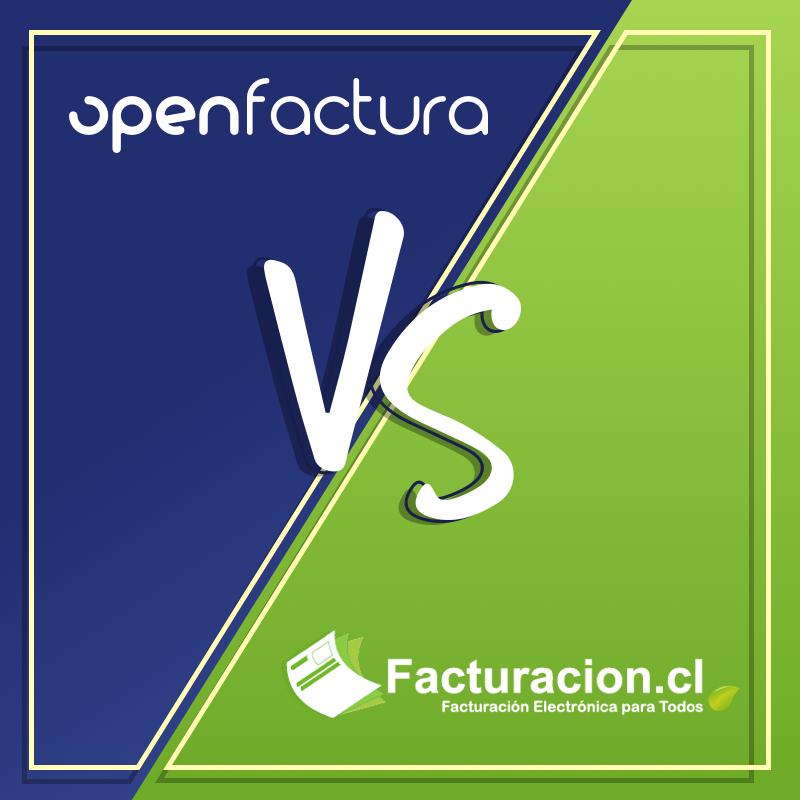 Facturación.cl vs OpenFactura