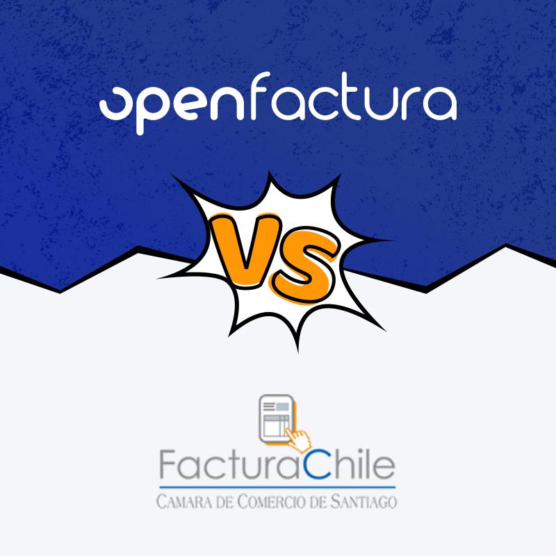 Factura Chile vs OpenFactura