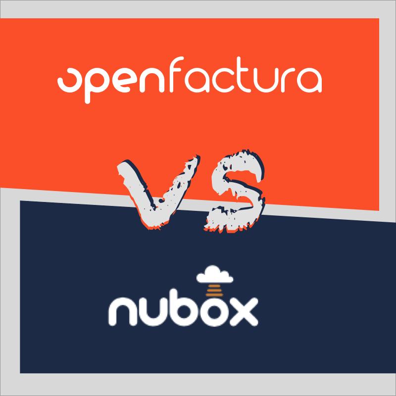 Nubox vs OpenFactura